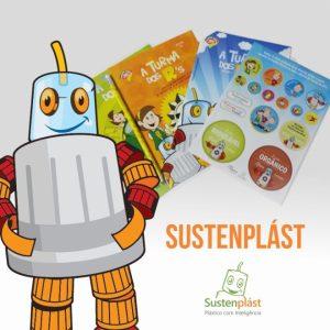 Sustenplást - Plástico com Inteligência